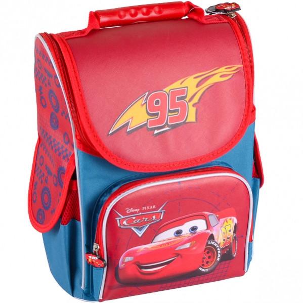 Рюкзак-коробка ортопедический Little Star «Автомобиль»