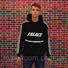 Толстовка в стиле Palace x Adidas