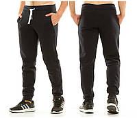 Чоловічі теплі  спортивні штани з манжетами внизу, 3 кольори.Р-ри  48-56, фото 1