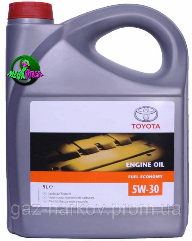 Моторное масло Toyota Fuel Economy  5w-30 (5лтр.)