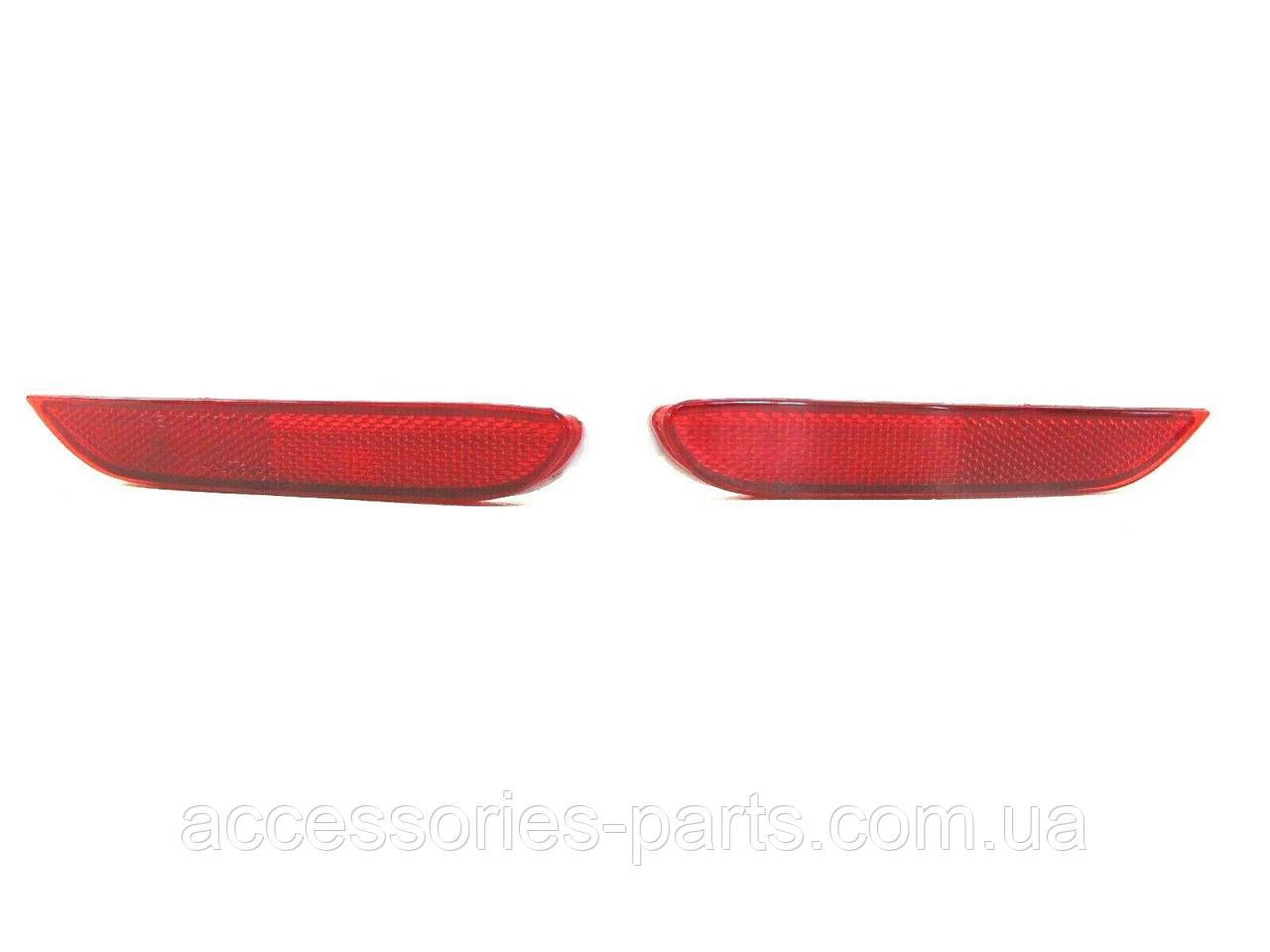 Отражатель заднего бампера Левый Правый  Nissan/ Infiniti Новый Оригинальный
