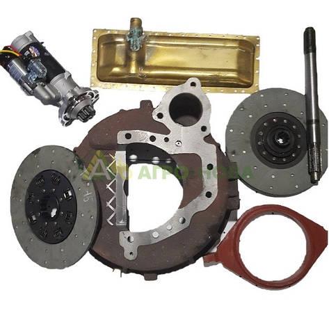 Комплект установки двигателя СМД на ЮМЗ, фото 2