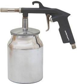 Пистолет пескоструйный пневматический (нижний бак) Airkraft PS-4A