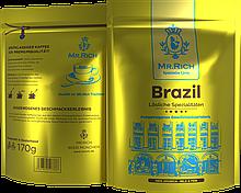 Mr.Rich Brazil 170 г. растворимый