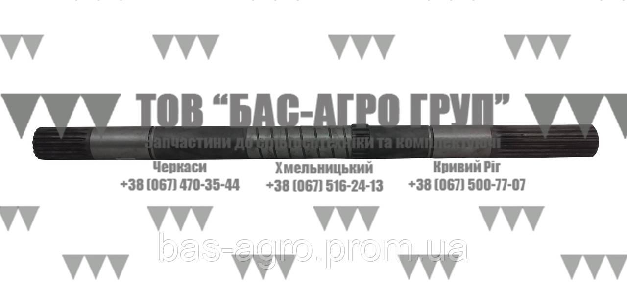 Вал центральный правый 14457 Fantini аналог