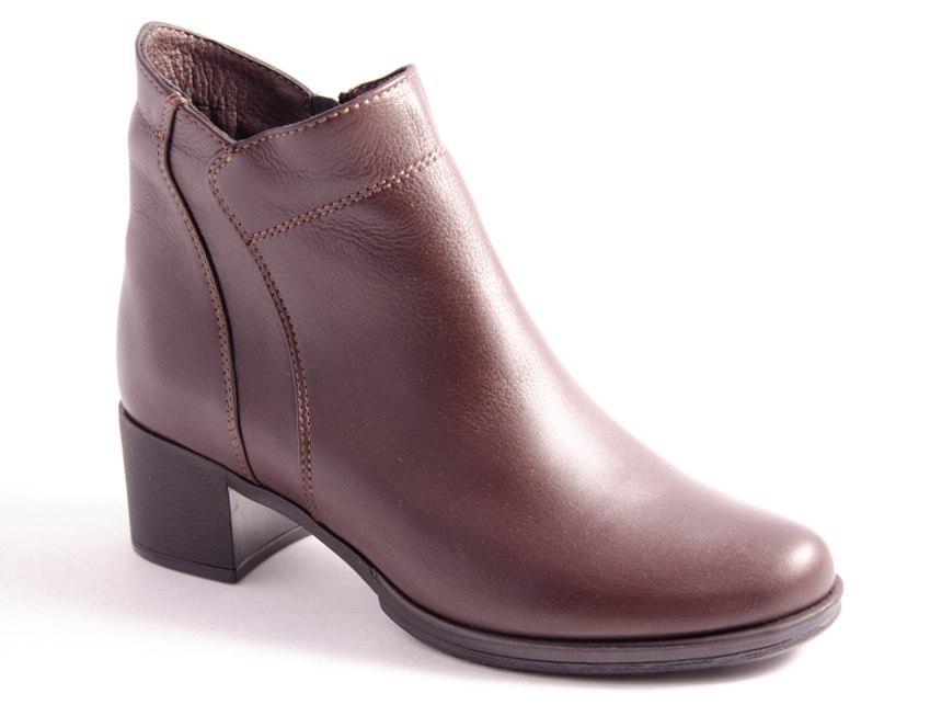 Ботинки женские коричневые Romani 7840206 р.36-41