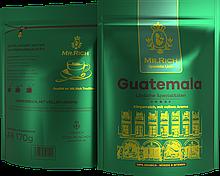 Mr.Rich Guatemala 170 г. растворимый