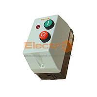 Пускатель 09А и реле в защитном корпусе Ue=220В/АС3 IP54 с индикатором Electro