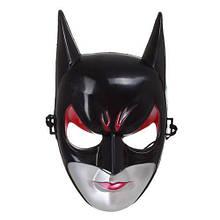 Маска Бэтмена с лицом