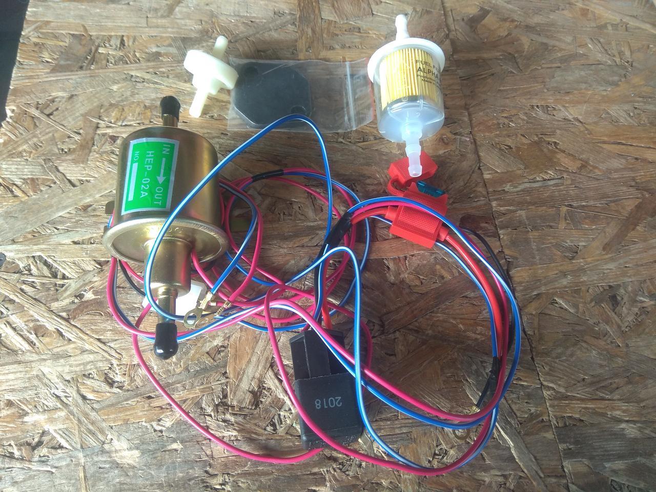 Электробензонасос низкого давления ваз 2101 2102 2103 2104 2105 2106 2107 2121 2108 2109 Таврия Славута