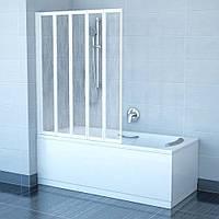 Штора для ванны Ravak VS5 Rain 1330x1135 пьятиелементна