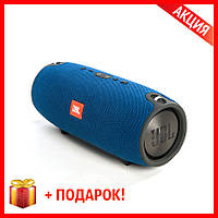 Портативная колонка JBL XTREME MINI Blue Синяя КАЧЕСТВО + Подарок!