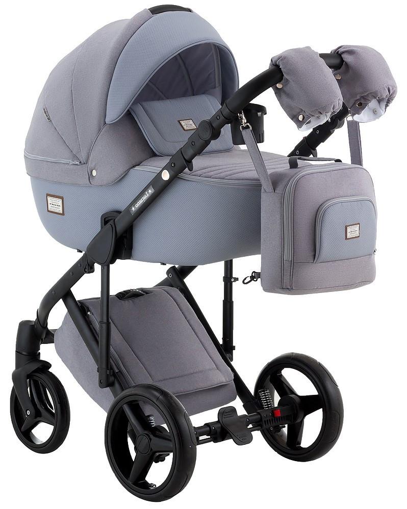 Дитяча універсальна коляска 2 в 1 Adamex Luciano CR227