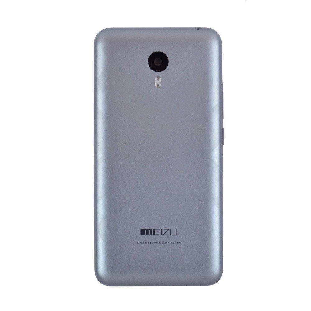 Задняя крышка Meizu M2 Note (M571), серая, Оригинал