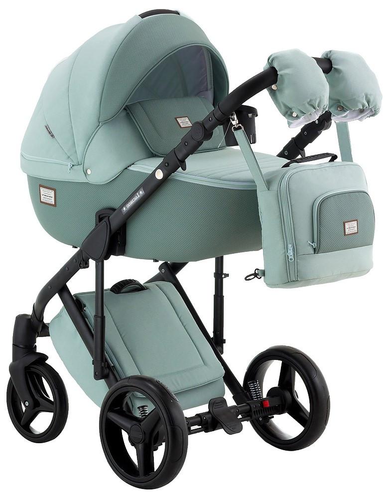 Детская универсальная коляска 2 в 1 Adamex Luciano CR234