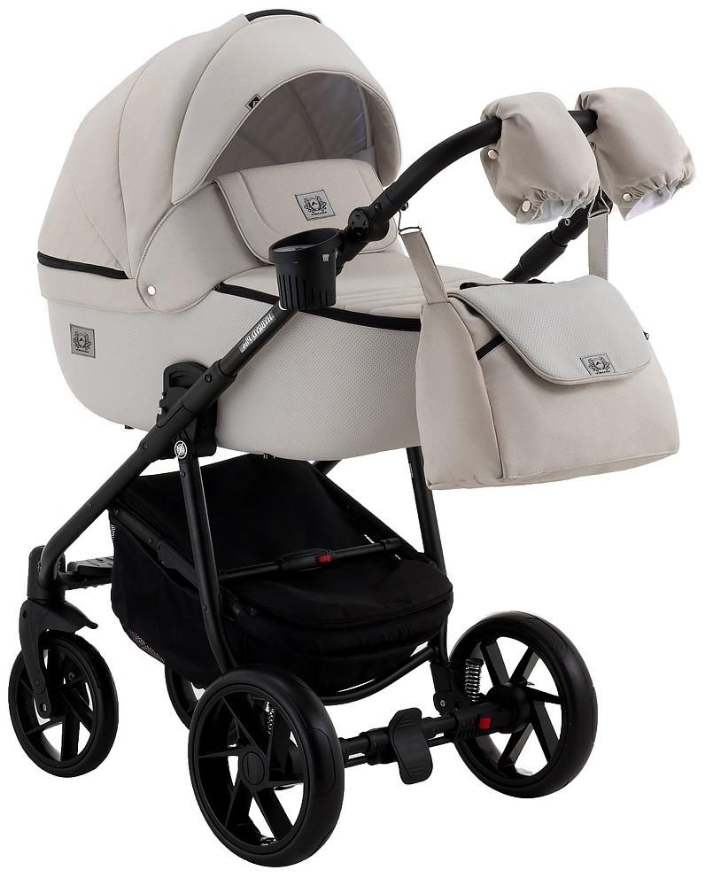 Детская универсальная коляска 2 в 1 Adamex Hybryd Plus BR243
