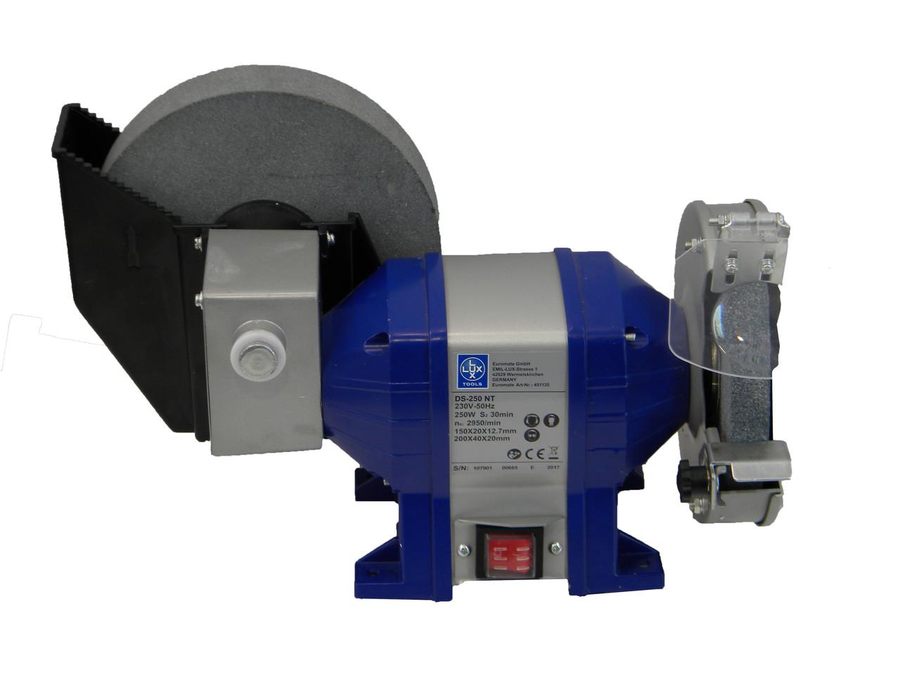 Точило LUX DS-250 NT