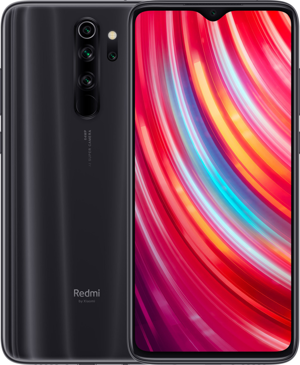 Xiaomi Redmi Note 8 Pro 6/128Gb Global EU (Black)