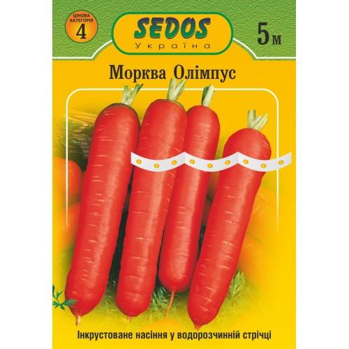 ТМ SEDOS Морковь Олимпус F1 5 метров