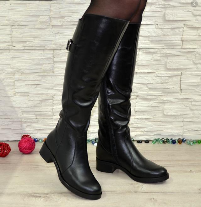 Зимние женские сапоги: секреты выбора любимой обуви для холодов
