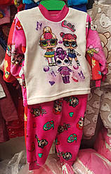 Пижама детская для девочки «Лол»