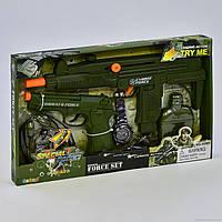 Детский военный набор, игрушка для мальчика