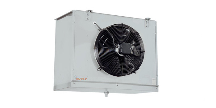 Воздухоохладитель SBE-64-130-GS-LT (повітроохолоджувач)