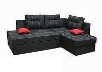 Угловой диван Garnitur.plus Сангри грей 225 см
