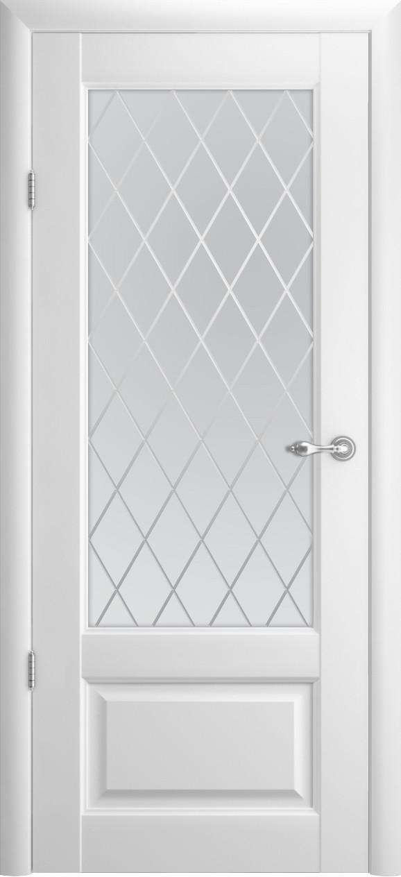 Дверь межкомнатная Albero Ермітаж-1 Vinil ПО