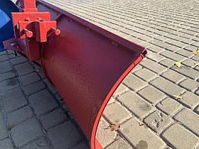 Лопата отвал для мотоблока Булат (1 м, для мотоблоков с воздушным и водяным охлаждением)