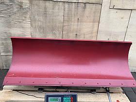Лопата отвал для мотоблока Булат (1,2 м, для мотоблоков с воздушным и водяным охлаждением)