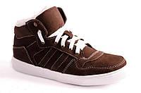 Ботинки подростковые коричневые Romani 7371506 р.36-41, фото 1