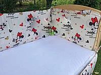 Защита для детской кроватки 120х60 см