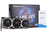 Видеокарта Yeston Radeon RX580 4Gb DDR5 б/у