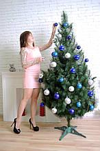 Искусственная сосна Зеленая 2м - Новогодняя елка от производителя