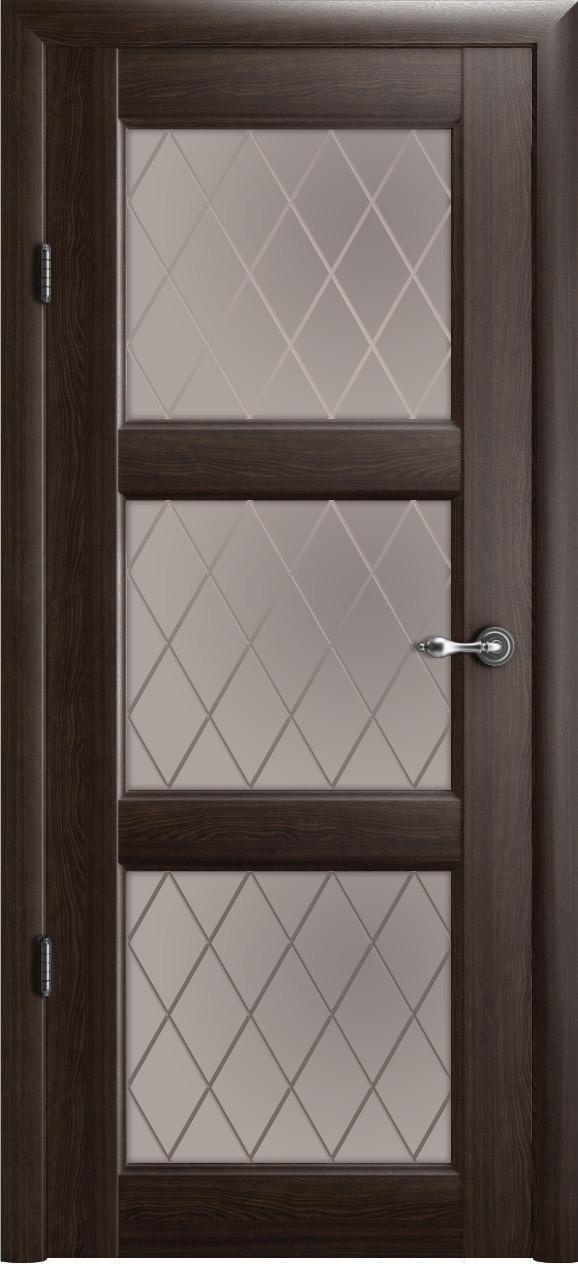 Дверь межкомнатная Albero Ермітаж-3 Vinil ПО
