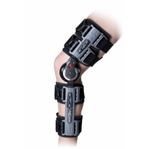Функциональный ортез с возможностью регулировки диапазона движения коленного сустава X-Act ROM Knee