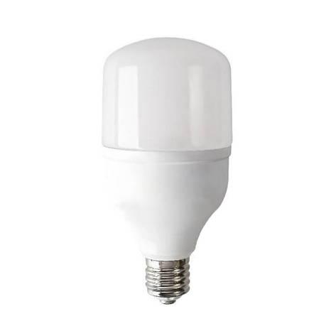 Лампа светодиодная ЕВРОСВЕТ VIS-40-E40 40Вт 6400К (000040895), фото 2