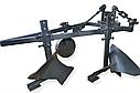 Плуг двухкорпусный к мототрактору (AMG), фото 3