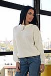 Женский базовый свитер свободного кроя (в расцветках), фото 8