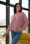 Женский базовый свитер свободного кроя (в расцветках), фото 9