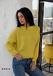 Женский базовый свитер свободного кроя (в расцветках), фото 10