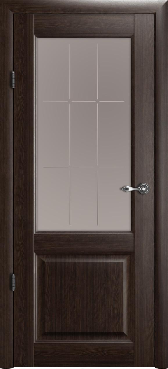 Дверь межкомнатная Albero Ермітаж-4 Vinil ПО