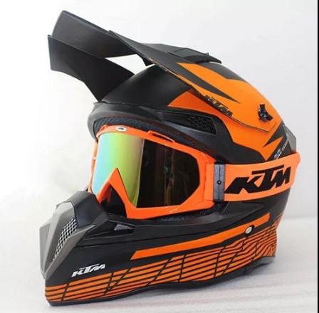Очки Ктм маска под кроссовый мото шлем