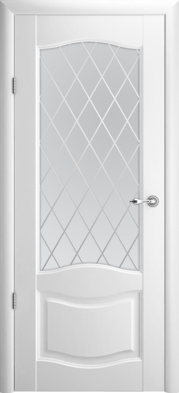Дверь межкомнатная Albero Лувр Vinil ПО