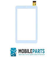 Сенсор (Тачскрин) для планшета Archos 70 Platinum AC70PLV3 (185*104mm) (Белый) Оригинал Китай