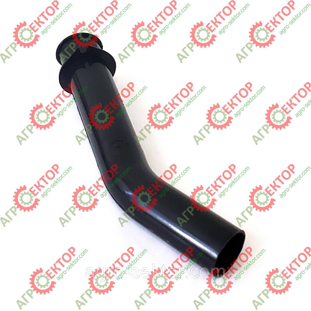 Трубка тукопровід сошника для добрив сівалки Great Plains 817-346C