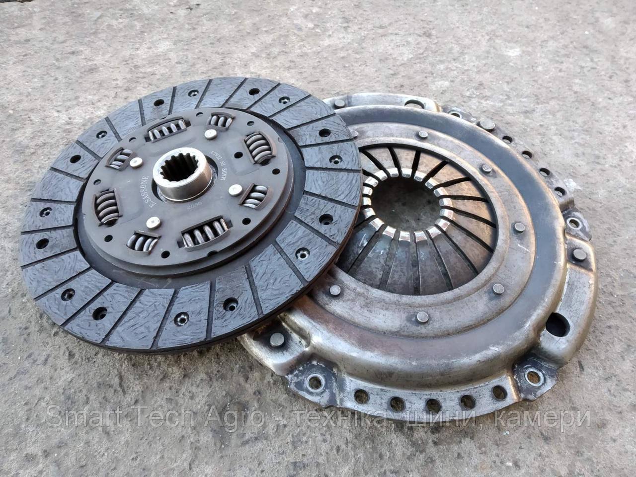Комплект диск щеплення+корзина Opel Vectra B F23 Sassone Luk
