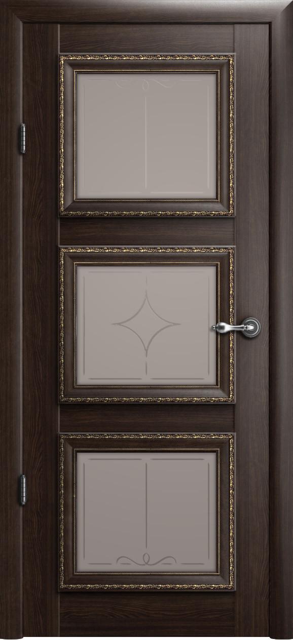 Дверь межкомнатная Albero Версаль-3 Vinil ПО