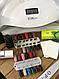 Стартовый Набор для маникюра с лампой SUN X plus 72W гель лак, фото 5